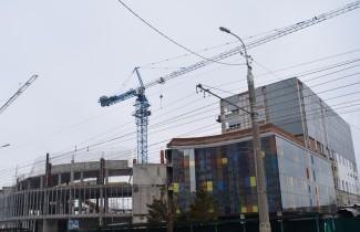Росцирк найдет нового подрядчика для завершения строительства пензенского цирка