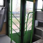 В Пензе беременную женщину зажало дверями автобуса