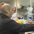 В Пензе на Луначарского мужчина с чулком на голове ограбил пункт микрозаймов