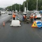 В Пензе продолжается ремонт по программе «Безопасные и качественные дороги»