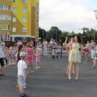 В Железнодорожном районе Пензы проходят праздники двора «Разноцветное лето»