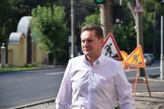 Пенза находится в числе лучших городов, реализующих проект «Безопасные качественные дороги»
