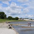 На ремонт набережной реки Суры уже потратили более 30 млн. рублей