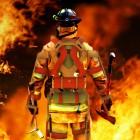 В Пензе произошел крупный пожар в соседнем от «Химмаша» здании