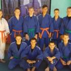 Пензенские дзюдоисты находятся на учебно-тренировочных сборах