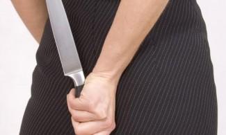 Жительница Пензенской области ударила собутыльника ножом