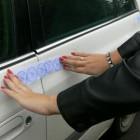 В Пензе супруги прятались от долгов в машине