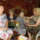 Пензенская администрация поздравила жительницу областного центра с 100-летним юбилеем