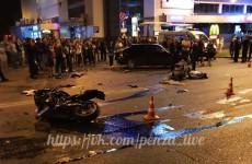 Дело по факту гибели мотоциклиста у «Суворовского» направлено в суд