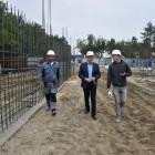 Кувайцев поручил построить каркас школы на Шуисте уже в этом году