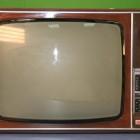 На Сахалине незрячему инвалиду подарили телевизор