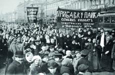 Пензенцам напомнят об октябрьской революции 2017 года