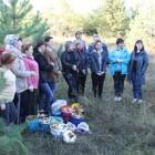 Пензенские сотрудники УФСИН отправились за грибами