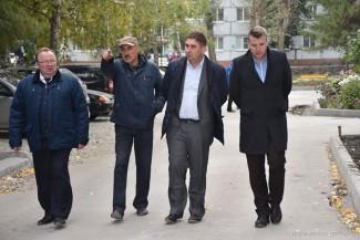 Зачем Лидин, Волков, Ильин и Гришин решили прогуляться по арбековским дворам?