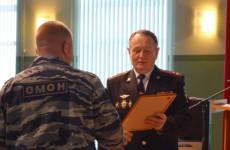Бойцы ОМОНа Управления Росгвардии по Пензенской области отметили профессиональный праздник