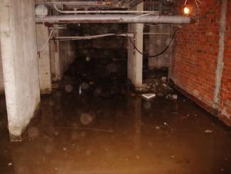 Одну из «управляек» в Пензе оштрафовали за «мокрый» подвал