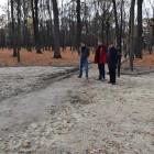 В Пензе активизируют благоустройство сквера на Западной поляне