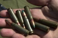 В Пензенской области мужчина складировал боеприпасы в комбайне