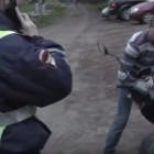 Немолодой пьяный скутерист стал грозой Пензы