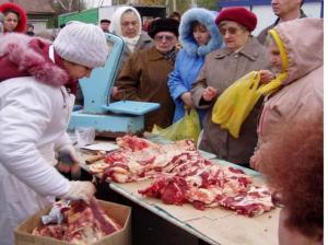 В Пензенской области пресекли несанкционированную продажу говядины