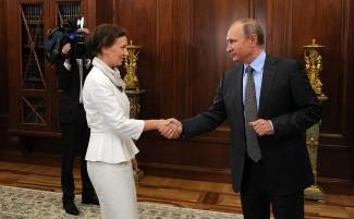 Должность детского омбудсмена, которую занимает Анна Кузнецова, могут упразднить?