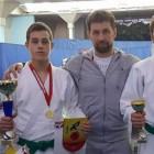 Пензенские дзюдоисты завоевали полный комплект наград на турнире в Саратове