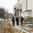 Белозерцев поручил строителям зимой заняться отделкой Спасского собора