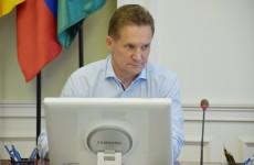 Мэр Пензы Кувайцев с деловым визитом прибыл в Казань