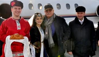 В Пензу прилетел Никита Михалков