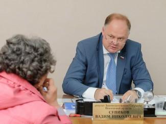 Вадим Супиков оказал финансовую помощь погорельцам