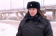 Пензенская женщина-полицейский спасла жизнь отчаявшемуся человеку