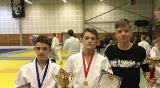 Мастерство пензенских дзюдоистов отметили в Москве и на «домашнем» турнире
