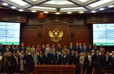 Министр труда РФ Топилин высоко оценил навыки пензенцев