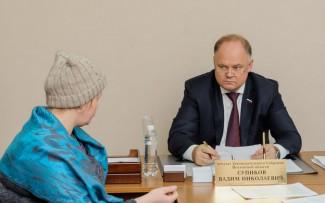 Вадим Супиков помог многодетной семье решить вопрос с отоплением дома