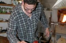 На Никольском стекольном заводе заработала новая экспериментальная печь