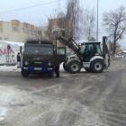 Парастаев отчитался перед Кувайцевым о проделанной работе МУП «Пензадормост»  за выходные