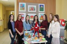 Участницы «Мисс студенчество» стали донорами крови