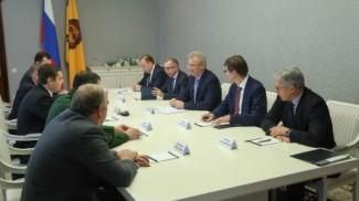 Завод в Леонидовке предложат инвесторам