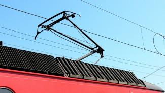 На Пензе-3 электровоз сошел с рельсов