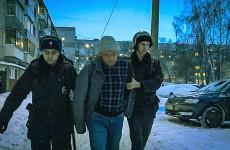 В пензенской квартире силовики задержали мужчину с гранатой в руках