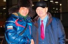 Александр Самокутяев приехал в Пензу и поддержал «Зеленую волну»