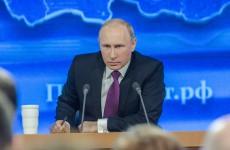 Путин прокомментировал ракетные удары американцев по Сирии