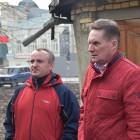 Виктор Кувайцев вынес приговор аварийному дому на Суворова, 47