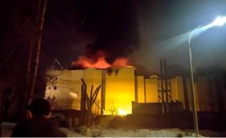 «Пожароопасные» пензенские ТЦ не закрывают