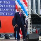 В праздновании Дня Весны и Труда на Юбилейной площади участвовали более 6,5 тысяч человек