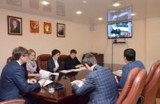 Кулинцев посоветовался с коллегами относительно формирования комфортной городской среды