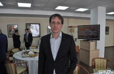 Руденский «протестирует» выпускников «Тимирязевки» на «Башмаковском хлебе»