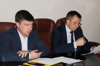 Гришаев форсирует торги на ремонт дорог Пензенской области