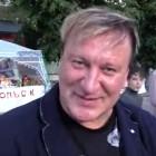 Сергей Пенкин прогулялся по улице Московской в Пензе