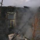 В Пензенском районе «огненный вихрь» тушили 12 спасателей